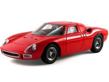 HOTWEELS ELITE 1:18 FERRARI 250 LM